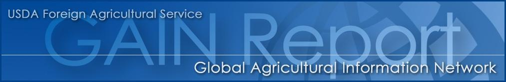 THIS REPORT CONTAINS ASSESSMENTS OF COMMODITY AND TRADE ISSUES MADE BY STAFF AND NOT NECESSARILY STATEMENTS OF OFFICIAL U.S. GOVERNMENT POLICY Required Report - public distribution Oilseeds and