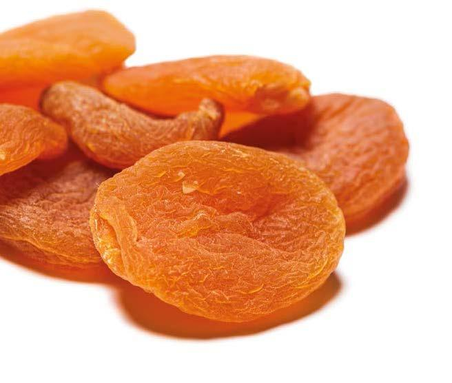 DRIED APRICOTS DRY APRICOT IMPORTS (Metric Tons) COUNTRY 2006 2007 2008 2009 2010 2011 2012 2013 2014 2015 2016 Growth 2006-2016 USA 18,128 16,080 14,524 15,021 13,882 13,331 14,541 15,148 11,103